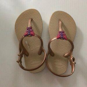 Havaianas Toddler Sandals